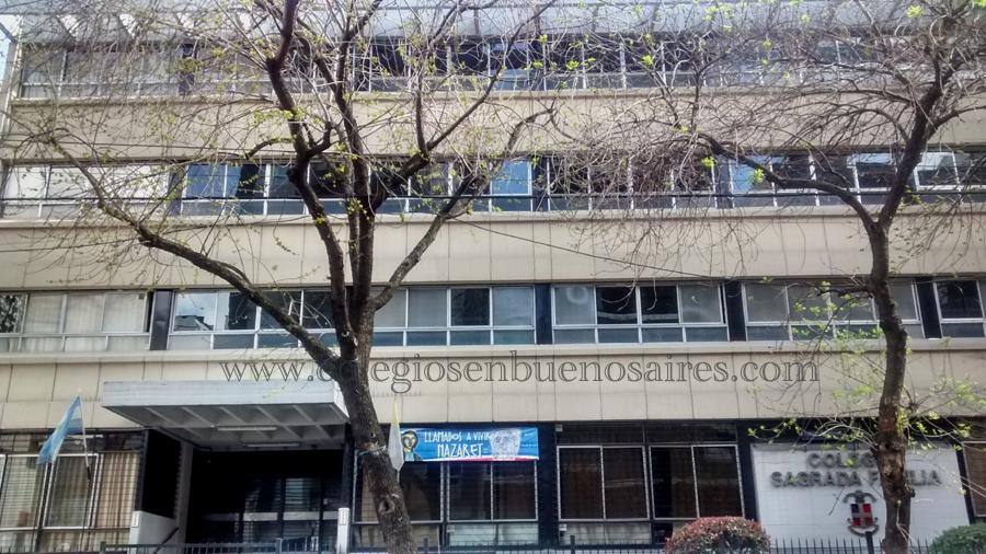 Colegio Sagrada Familia 1