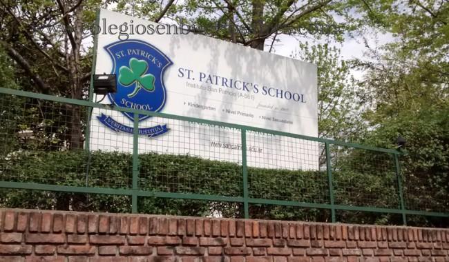 St.Patrick's School (Colegio San Patricio) 3