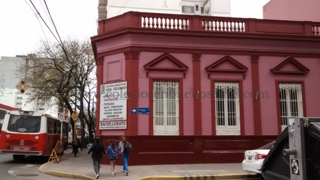 Escuela Argentina General Belgrano (EAGB) 1