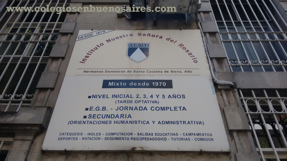 Instituto Nuestra Señora del Rosario 4