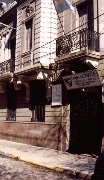 COLEGIO J.J URQUIZA