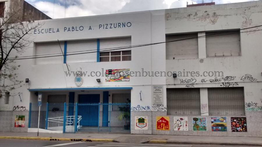 Escuela Pablo Pizzurno 1