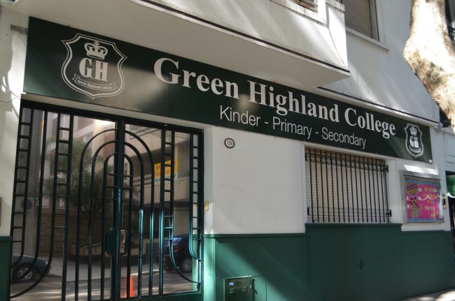 GREEN HIGHLAND COLLEGE 5