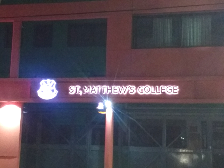 St. Matthew´s College 2