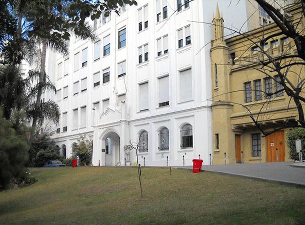 Colegio Esclavas del Sagrado Corazón 1