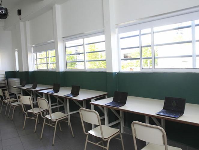 informatica saint gregory colegio