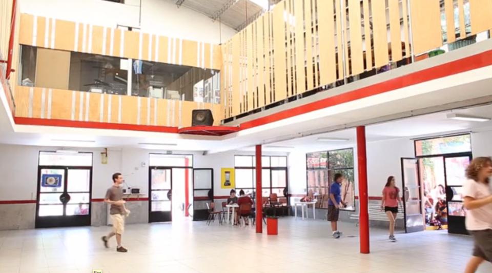 Colegio Aula XXI