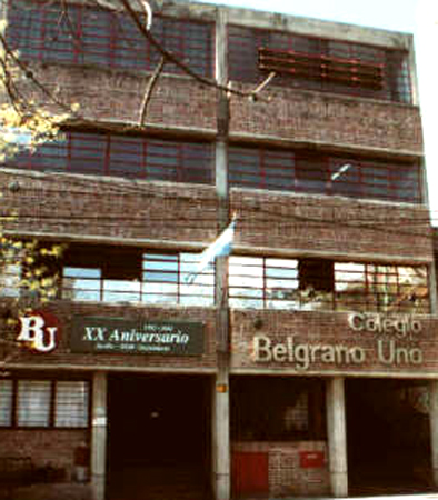 Colegio Belgrano Uno 1