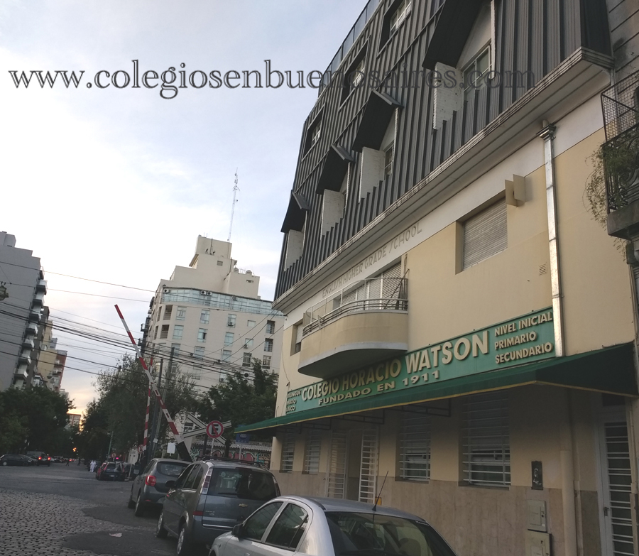 Colegio Horacio Watson 2