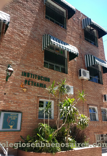 Instituto Juan Santos Gaynor (Bethania) 4