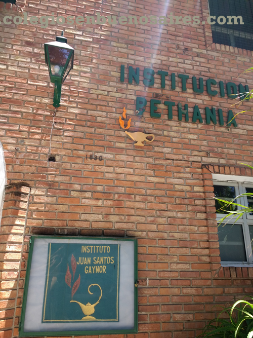 Instituto Juan Santos Gaynor (Bethania) 6