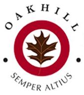 escudo colegio OAKHILL