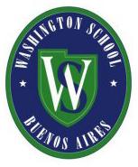logo colegio washington school