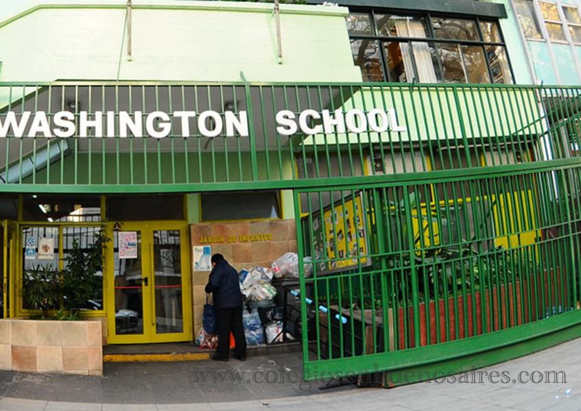 washington school_colegio en belgrano