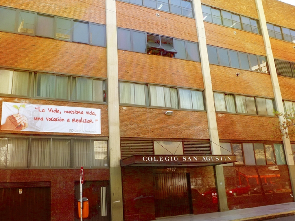 Colegio San Agustin_ barrio de Recoleta-Retiro_2