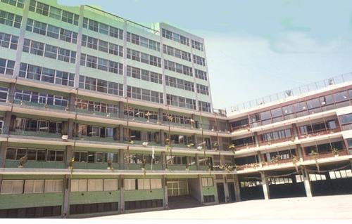 Colegio San Agustin_ barrio de Recoleta-Retiro_interior