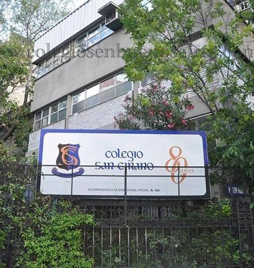 Colegio St.Ciaran's school_Colegio San Cirano