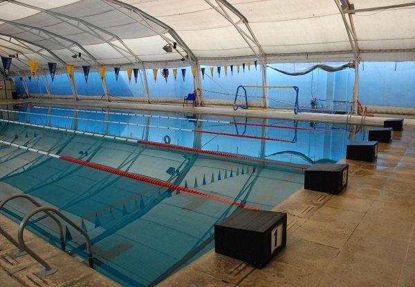 Escuela ORT_Piscina natación