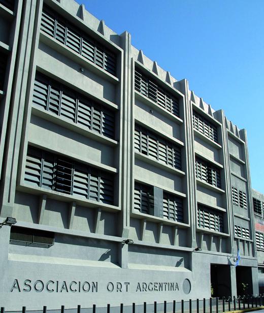 Escuela ORT_sede Almagro
