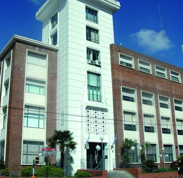 Escuela ORT_sede Belgrano