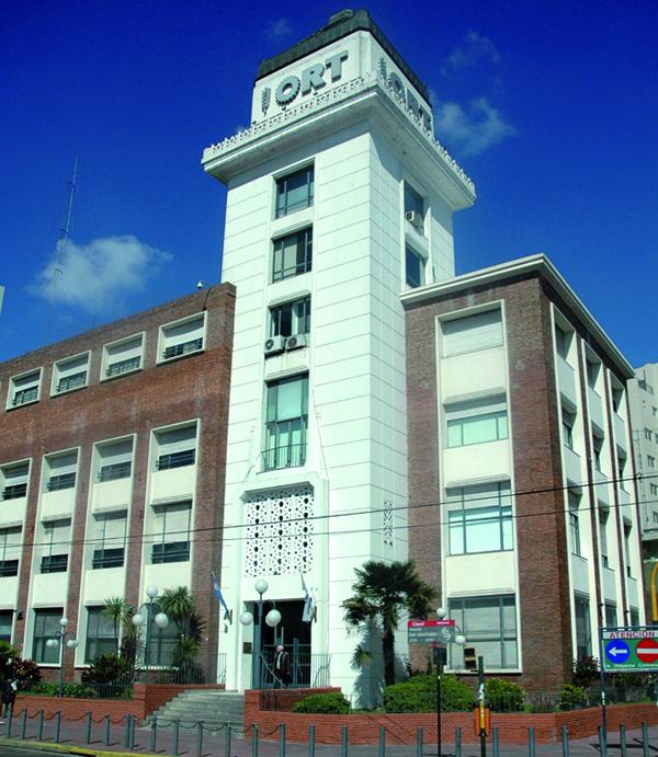 Escuela ORT_sede Belgrano1
