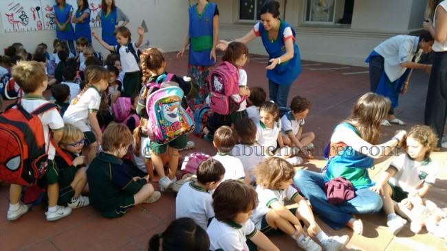 ¿Por qué algunos niños tienen temor al comienzo de clases? 1