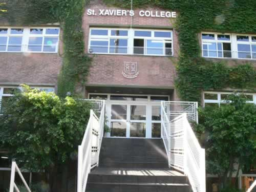St. Xavier's College (Colegio San Javier) 14