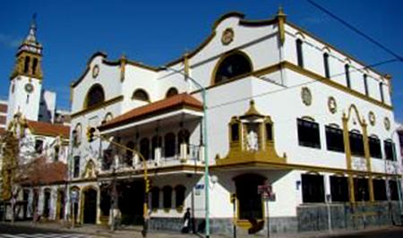 Colegio San Isidro Labrador 1