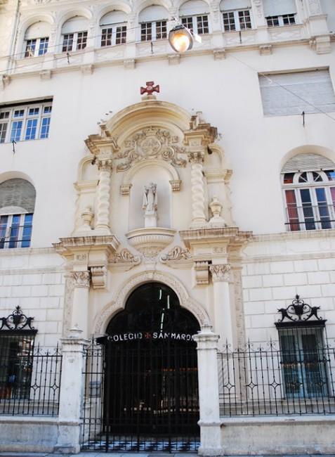 Colegio San Marón 4