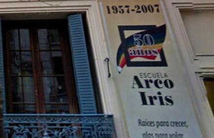 escuela ARCO IRIS en Recoleta