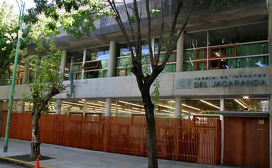 Escuela del Jacarandá 1