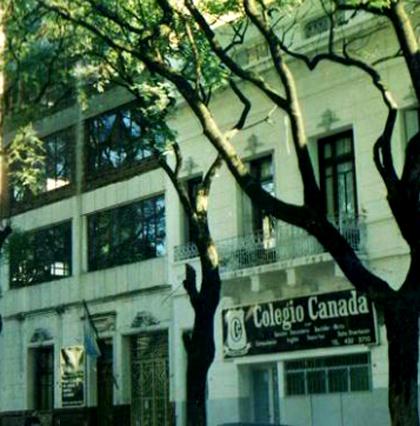 Canada School_barrio de Caballito