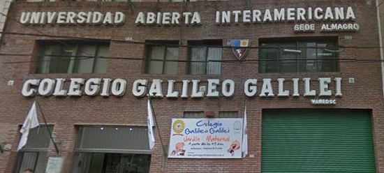 Colegio Galileo Galilei 1