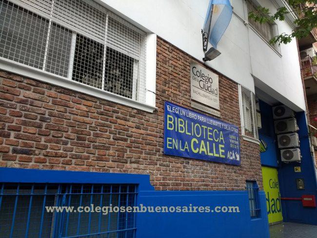 Colegio de la Ciudad 25