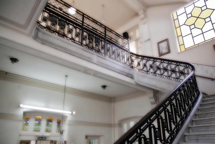 Colegio del Carmen_secundaria_Recoleta