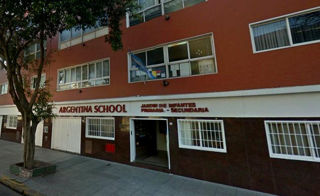 colegio Argentina School_barrio de Colegiales
