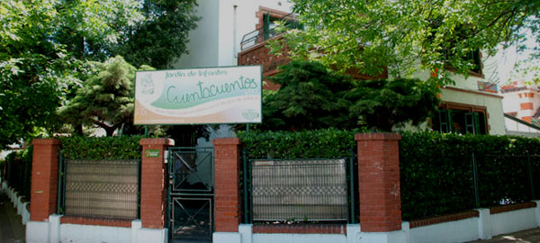 jardin Cuentacuentos - Escuela del Mirador