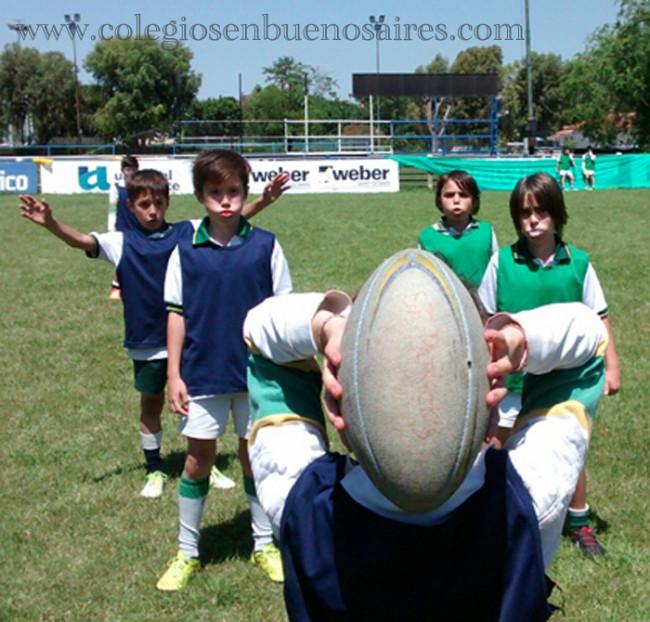 ¿Qué aprenden los chicos en educación física? 1
