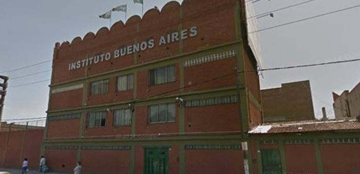 Instituto Buenos Aires_La Matanza_edificio frente