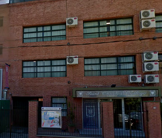 Colegio St.Charle´s college