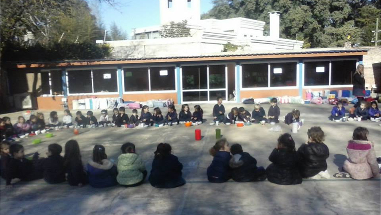Colegio jesus en el Huerto de los Olivos_patio