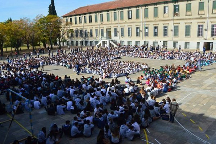 La Salle coelgio_Florida_Vicente López