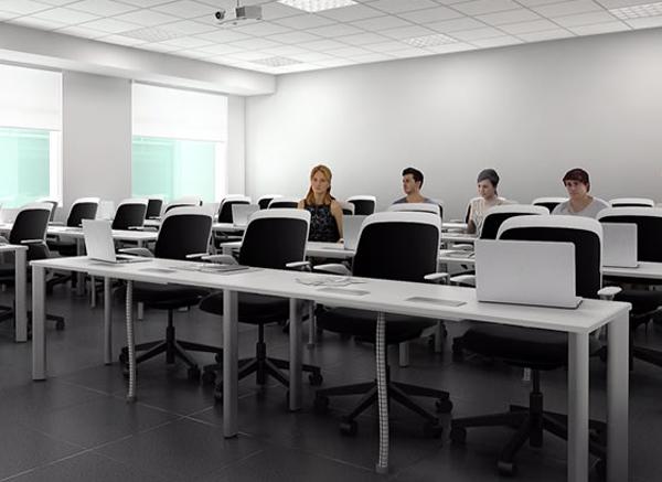 se inaugura primer coding school en Argentina_Digital House_aula