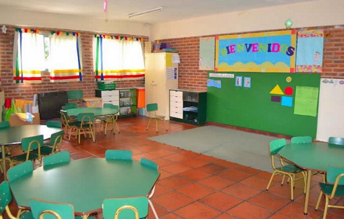 Bartolome Mitre Day School_ en Moreno_kinder_sala