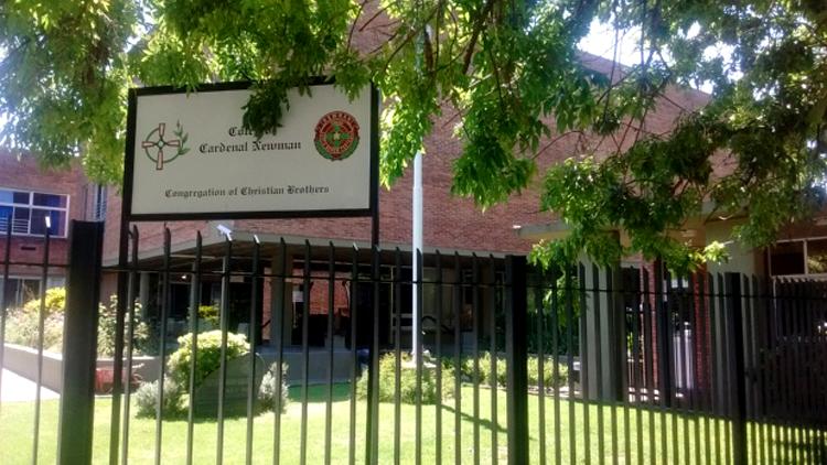 Colegio Cardenal Newman_edificio_Boulogne