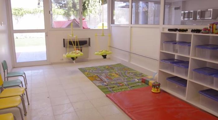 Colegio French_en Banfield_Lomas de Zamora_jardin de infantes_sala