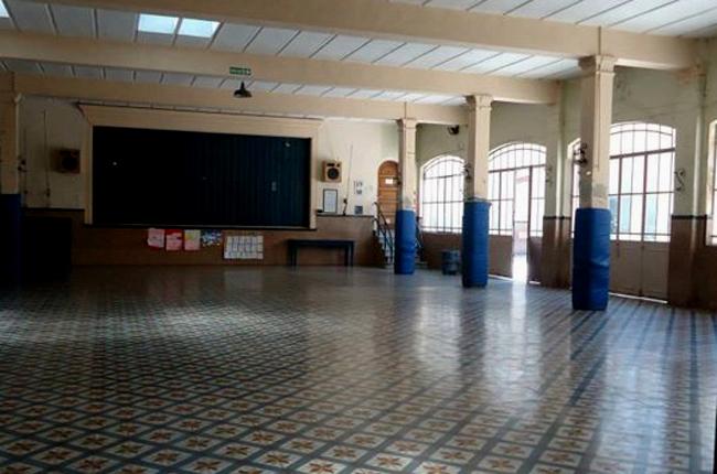 Colegio Inmaculada Concepción_Lomas de Zamora-gimnasio