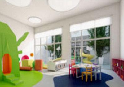 Colegio Martin Buber_Palermo_aula jardin de infantes