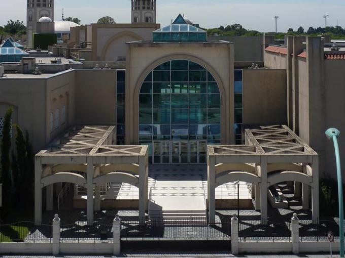 Colegio Rey Fahd_en Palermo