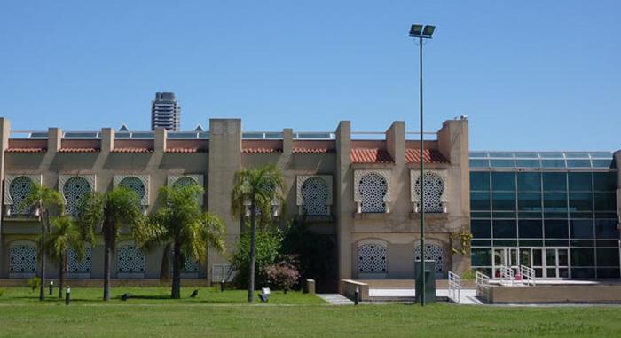 Colegio Rey Fahd_en Palermo_edificio
